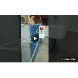 Видео. Электропечь сопротивления камерная с выкатным подом КЭП-ВПР315/1250П