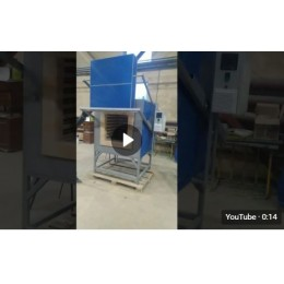 Видео. Муфельная печь КЭП-ZV150/1100П