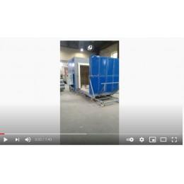 Видео. Муфельная печь КЭП-ВПР3.4/500