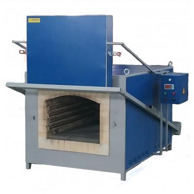 Муфельная печь КЭП-ZV250/1250